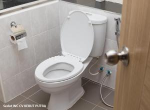 Sedot WC Bontang