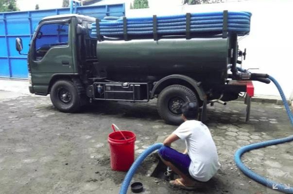Berapa Biaya Jasa Sedot WC / Sedot Limbah Denpasar, Bali Paling Top